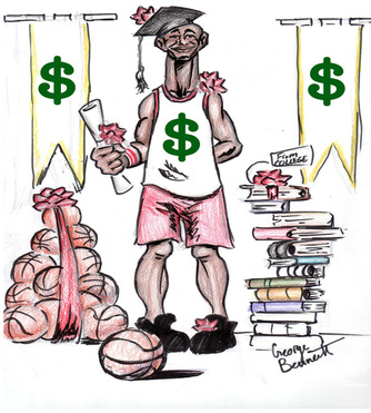 persuasive essay about athletes getting paid too much Do professional athletes get paid too much money mihir bhagat @mihirbhagat senior analyst iii march 21, 2010 comments wouldn't it be great to make nearly $111 million a year simply to.